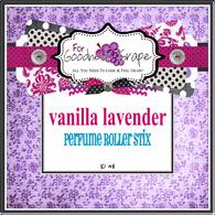 Vanilla Lavender Roll On Perfume Oil - 10 ml
