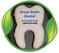 Custom TOYT Dental Floss Dispensers (Minimum order quantity 125)