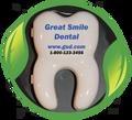 Custom TOYT Dental Floss Dispensers (Minimum order quantity 125)