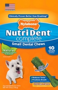 Nutri Dent Complete Adult - Sml 10pc
