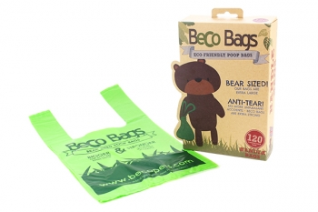 Biodegradable 120pk with Handles