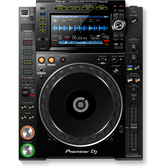 CDJ 2000NXS2 Professional DJ multi player w/ touchscreen (top view)