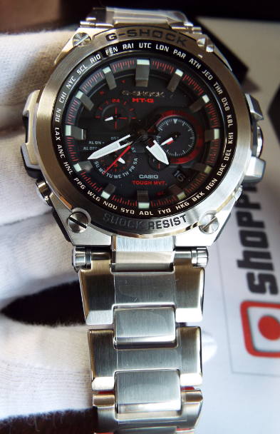 Casio G-Shock MTG-S1000D-1A4JF Multiband 6 - Shopping In Japan .NET