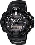 Casio Protrek PRW-6000YT-1JF Black Titan Limited