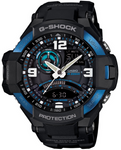 Casio G-Shock GA-1000-2BJF Aviator