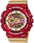 Casio G-Shock GA-110CS-4AJF Ironman Crazy Color