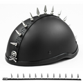 Spike strip Mohawk - 1044 Skull & Crossbones