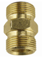 Brass Hose Coupler