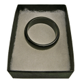 Wizard DarK G2 Style Non-Magnetic Ring CURVED (size 17mm)