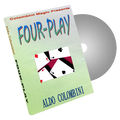Four-Play by Wild-Colombini Magic - DVD