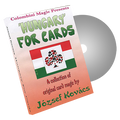 Hungary for Cards by Wild-Colombini - DVD
