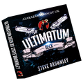 Ultimatum Deck (Blue) by Steve Brownley and Alakazam Magic - Trick