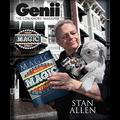 """Genii Magazine """"Stan Allen"""" June 2015 - Book"""