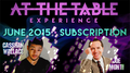 At The Table June 2015 Subscription Video DOWNLOAD
