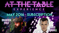 At The Table May 2016 Subscription Video DOWNLOAD