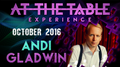 At The Table Live Lecture Andi Gladwin October 5th 2016 video DOWNLOAD