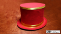 Collapsible Top Hat (Red) by Mr. Magic - Trick