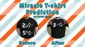 Miracle T-shirt Prediction (X-Large) by Doruk Ulgen - Trick