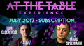 At The Table July 2017 Subscription video DOWNLOAD