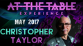 At The Table Live Lecture Christopher Taylor May 17th 2017 video DOWNLOAD