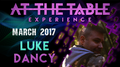 At The Table Live Lecture Luke Dancy March 15th 2017 video DOWNLOAD