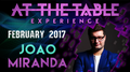 At The Table Live Lecture João Miranda February 15th 2017 video DOWNLOAD