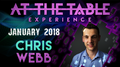 At The Table Live Lecture Chris Webb January 3rd 2018 video DOWNLOAD