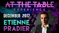 At The Table Live Lecture Etienne Pradier December 20th 2017 video DOWNLOAD