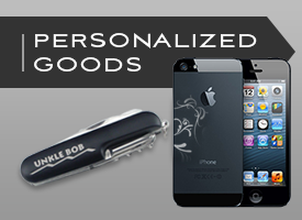 Perfect Etch, laser etches any and all personal products – 512.680.5784