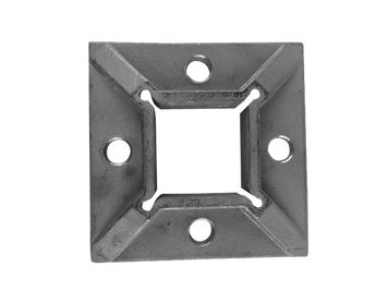 DF66511004050 VASE 100MM SQ COST FOR 40X40MM