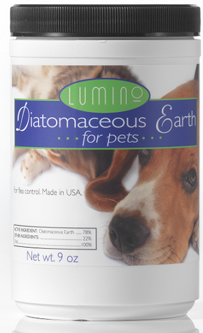 Diatomaceous Earth for Pets (Topical)