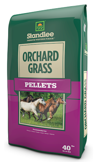 Standlee Orchard Grass Pellets