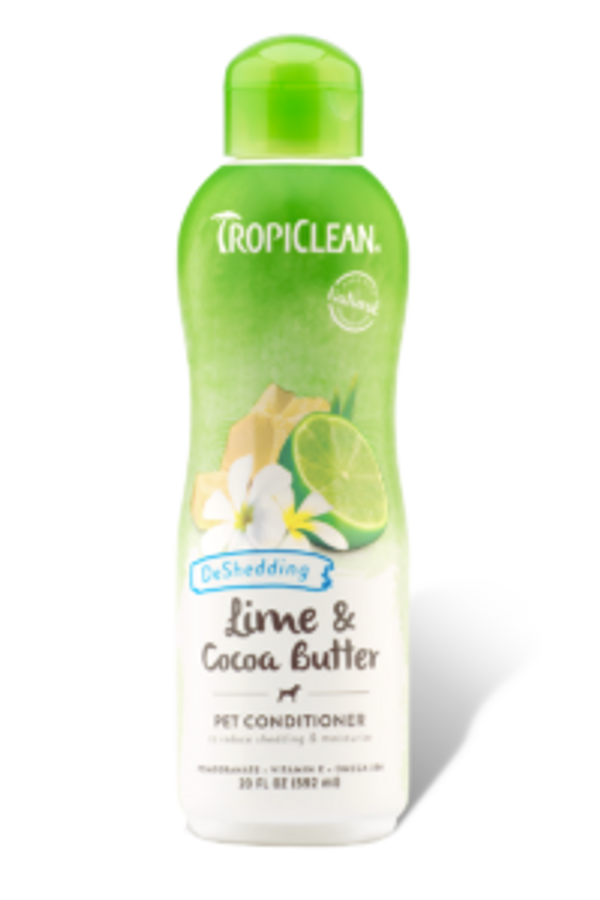 TropiClean Lime & Coconut Conditioner 20 oz