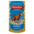 Missing Link Ultimate Canine Skin & Coat Formula for Large Dogs - 1 lb. Pouch