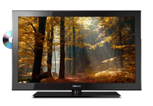 "Toshiba 32"" LED TV/DVD Combo"
