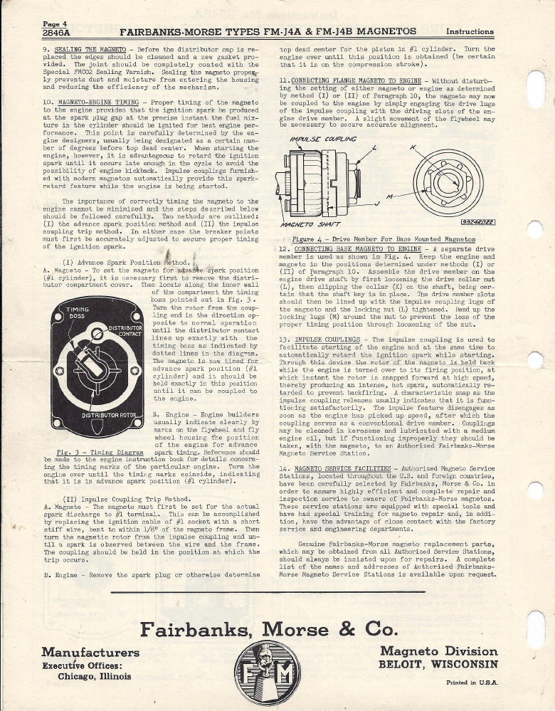 fmj..4 skinny magneto rx fairbanks morse fmj4a,b instructions 1942 bulletin fairbanks morse magneto wiring diagram at gsmportal.co