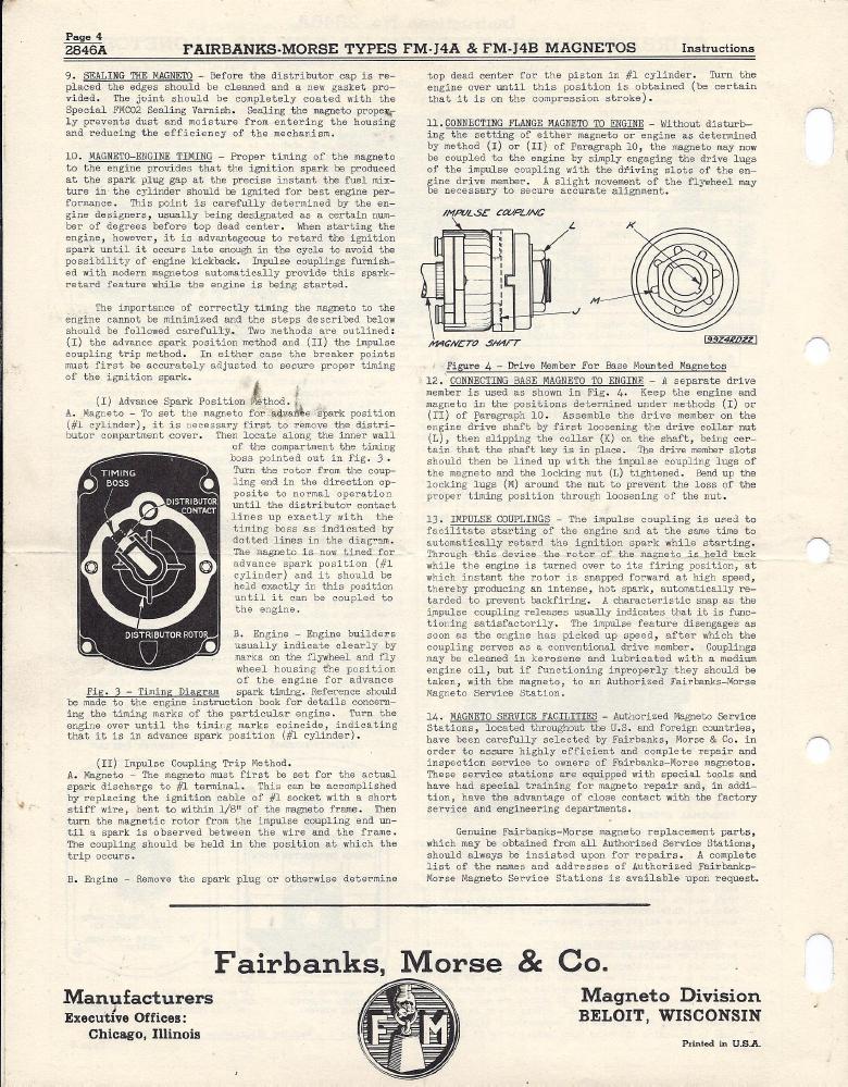 fmj..4 skinny magneto rx fairbanks morse fmj4a,b instructions 1942 bulletin fairbanks morse magneto wiring diagram at creativeand.co