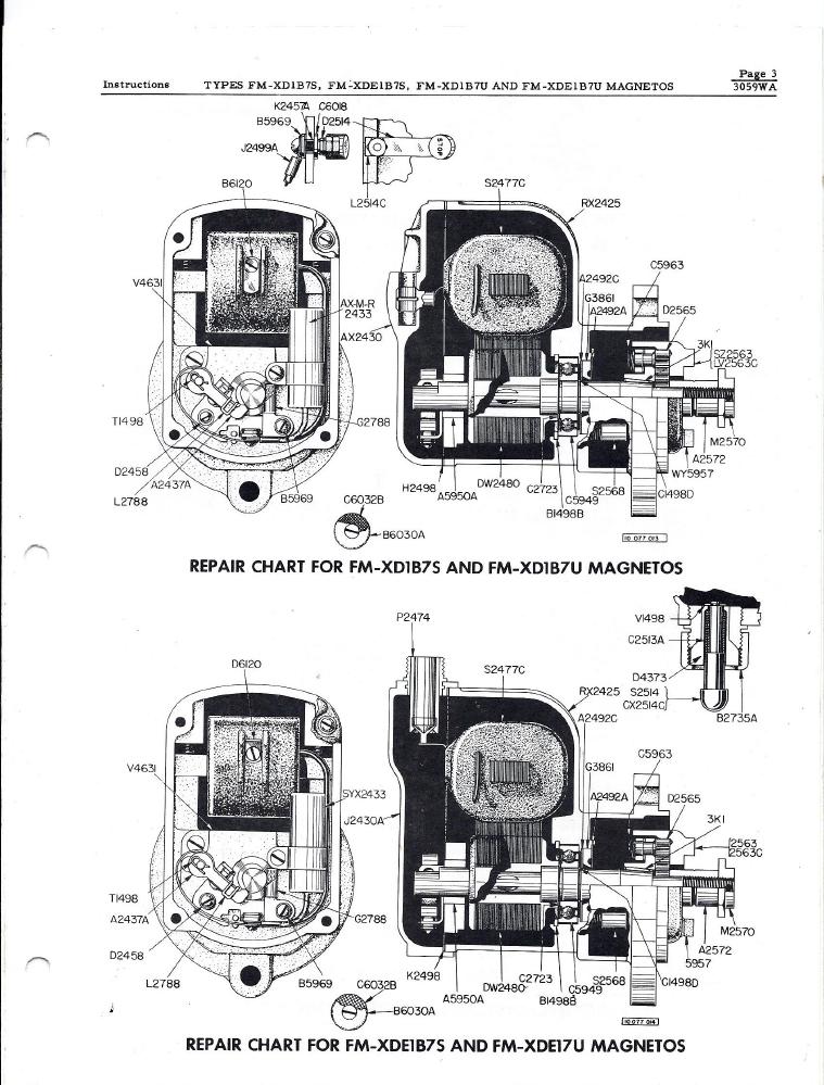 Fairbanks Morse Magneto Wiring Diagram : 38 Wiring Diagram