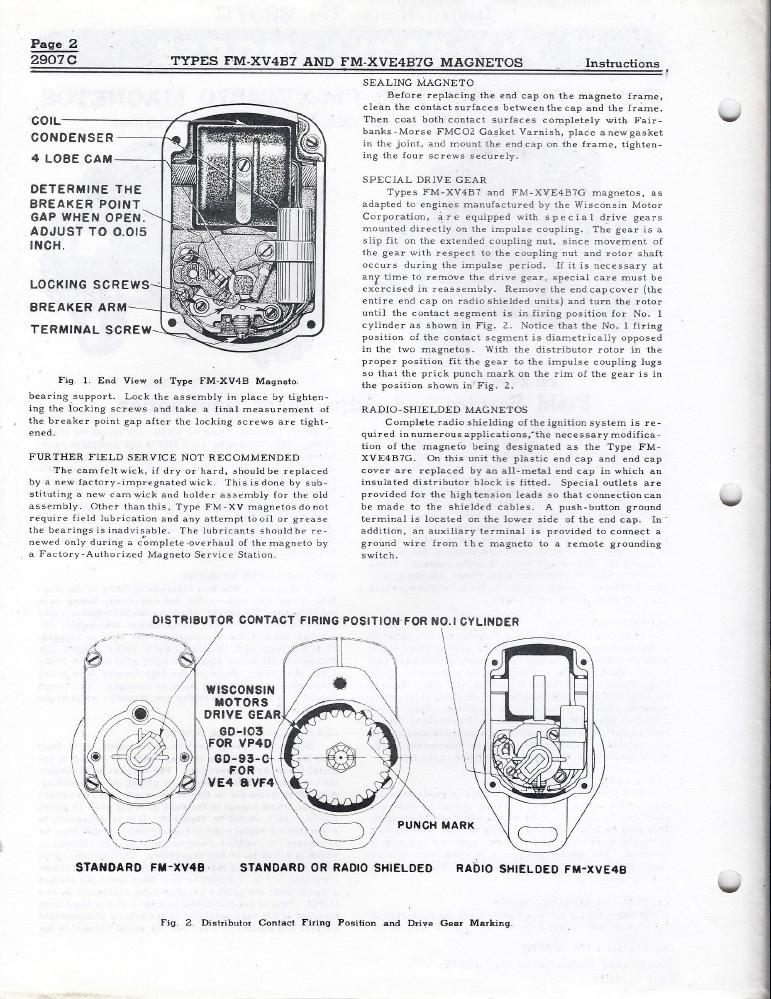 vax v series 2 instruction manual