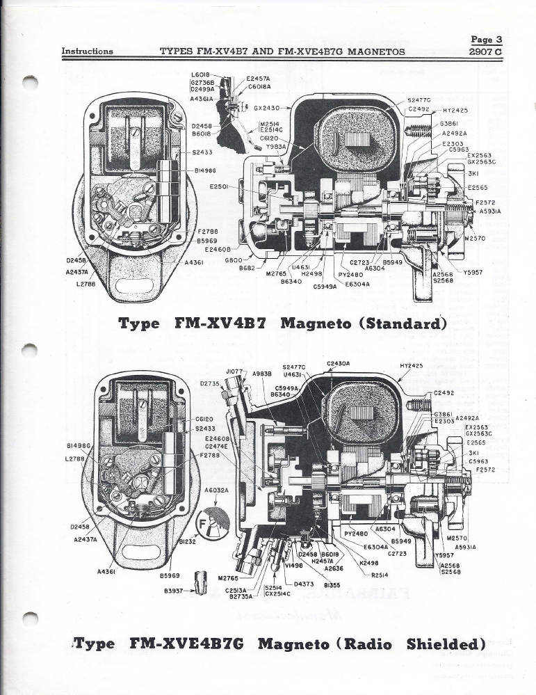 Fairbanks Morse Magneto Wiring Diagram : 38 Wiring Diagram