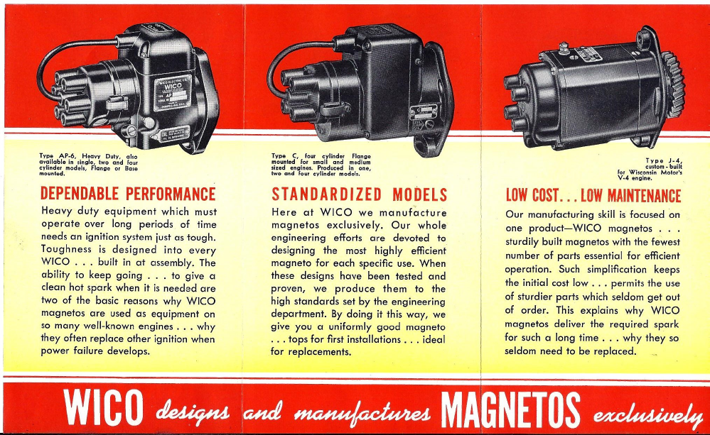 wico magneto products history wico 1936 cat skinny p2 png