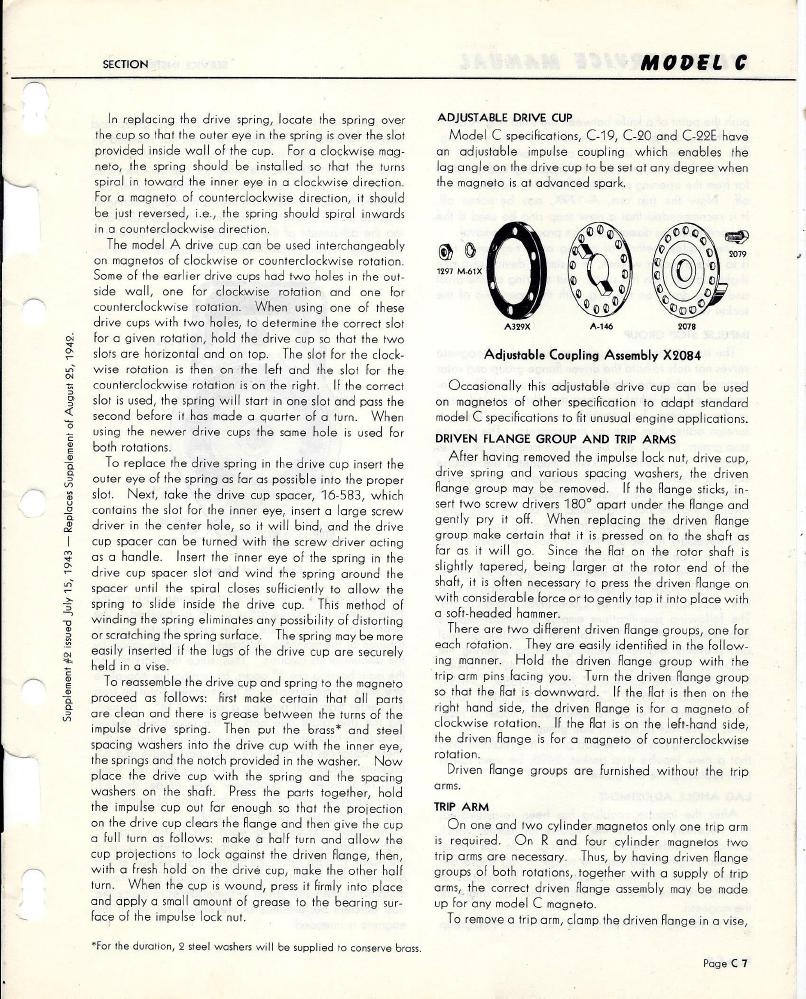 wico c magneto service manual rh oldcroak com Wico Radio Tommy Wico