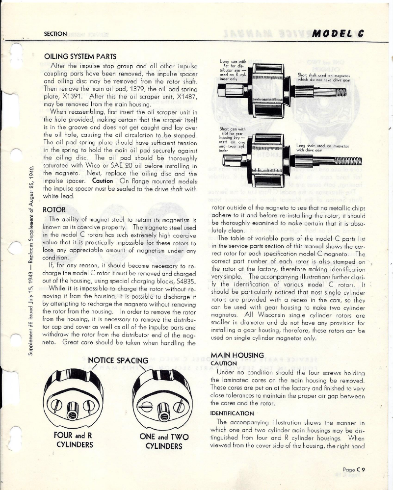 wico c magneto service manual rh oldcroak com Tommy Wico Wico Metal Products