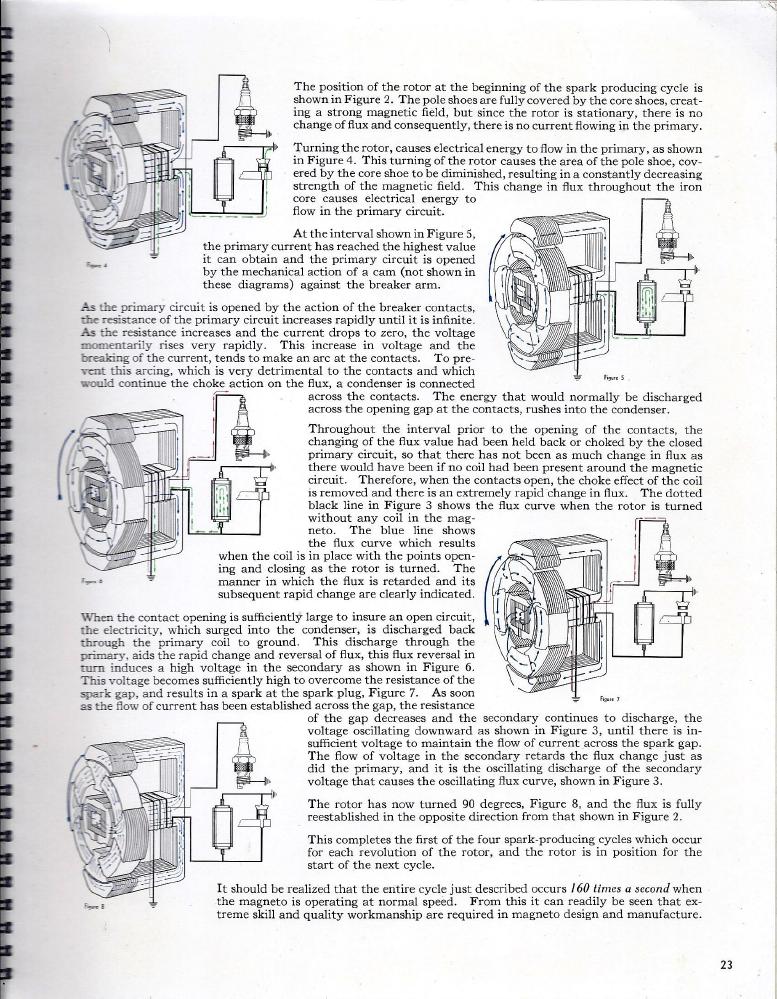 wico magneto 1946 catalog rh oldcroak com Vertex Magneto Wiring -Diagram Lycoming Spark Plug Wiring Schematic
