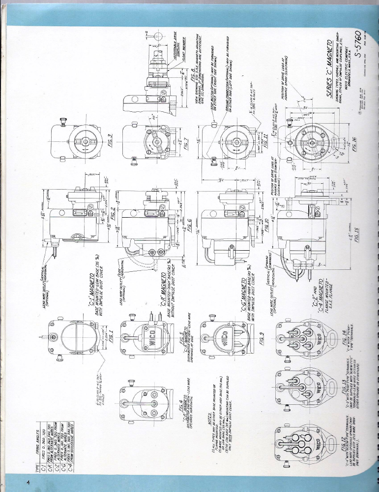 Magneto Wiring Schematic Wu Pin - Wiring Diagram •