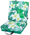 Frangipani Double Cushion