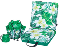 Frangipani Double Cushion & Tote Set