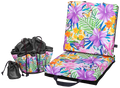 Flower butterfly Double Cushion & Tote Set