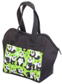 Panda 6 Pocket Tote Bag