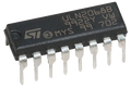 IC ULN2068 Flashboard Reciever Chip